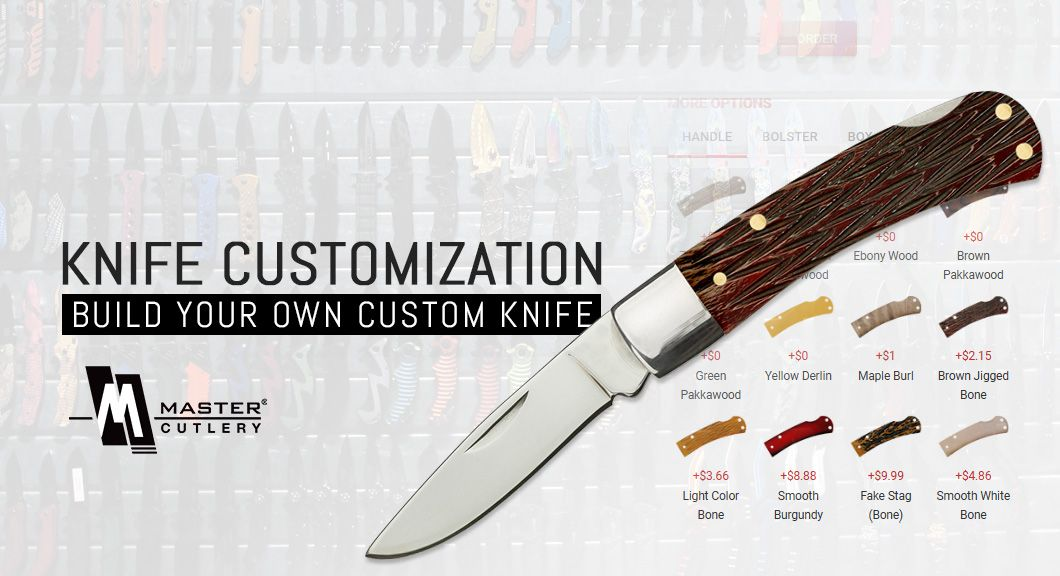 Knife Customization