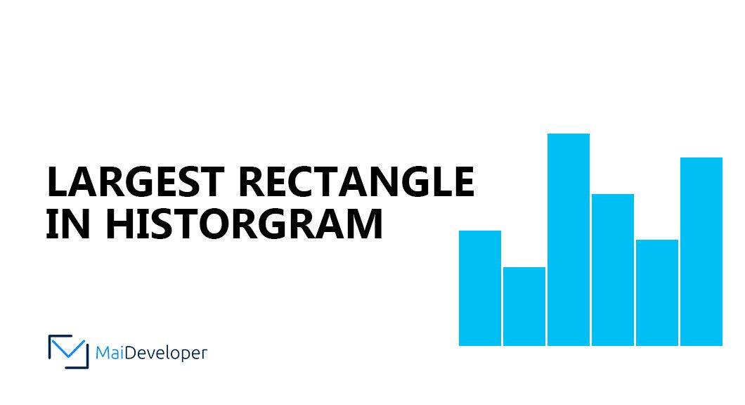 Largest Rectangle in Histogram in JavaScript